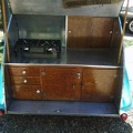 1947 Kenskill Teardrop Kitchen