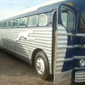 1947 Greyhound Passenger Side