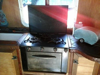 1951 Crown Stove