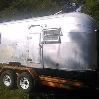 1953 Airstream Flying Cloud