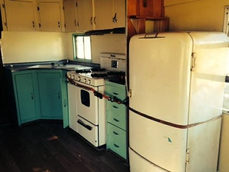 1954 Stewart Kitchen