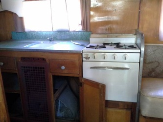 1957 Arrow Kitchen