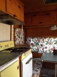 1957 Mercury Kitchen