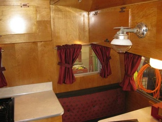 1958 Pleasure Craft Dinette