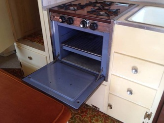 1962 Oasis Oven