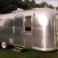 1967 Airstream Trade Wind Entrance
