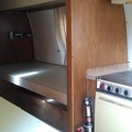 1967 Airstream Trade Wind Oven