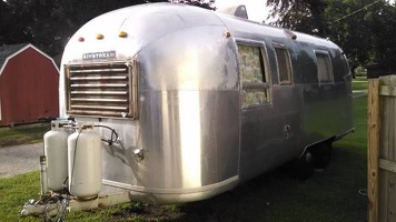 1967 Airstream Trade Wind
