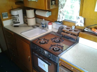 1948 Shasta Kitchen