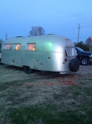 1962 Airstream Tradewind Driver Side