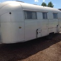 1962 Airstream Tradewind Driver Side. Front