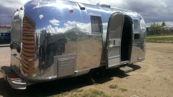 1966 Airstream Globetrotter