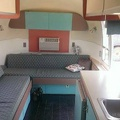 1966 Airstream Globetrotter Lounge