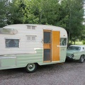 1961 Shasta Airflyte Entrance 2
