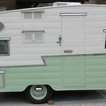 1961 Shasta Airflyte Entrance
