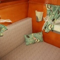 1961 Shasta Airflyte Sofa-Bed 2