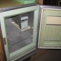 1961 Shasta Deluxe Fridge