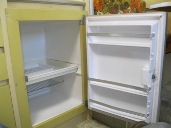 1969 Aristocrat Lo-Liner Fridge
