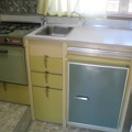 1969 Aristocrat Lo-Liner Kitchen