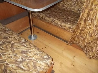 1960 Field & Stream Model 10 Dinette Base