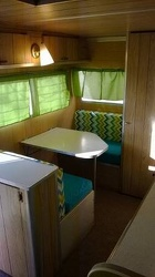 1968 Aristocrat Land Commander Dinette
