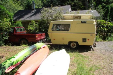 1973 Hunter Compact II Driver Side 2