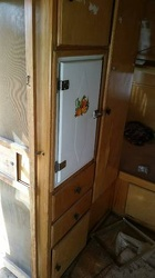 1957 Arrow Fridge