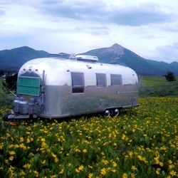 1966 Airstream Overlander Driver Side