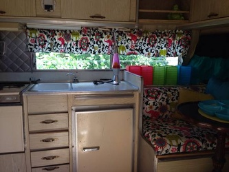 1965 Aristocrat Lo-Liner Kitchen 2