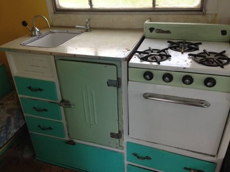 1958 Sierra Kitchen