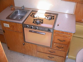 1969 Field & Stream Kitchen 2