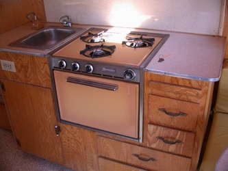 1969 Field & Stream Kitchen 3
