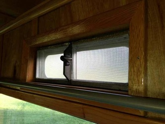 1955 Spartan Imperial Mansion Vent Window