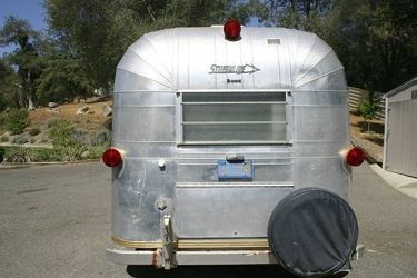 1965 Streamline Duke Rear
