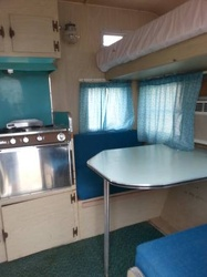 1964 Mobile Scout Dinette