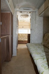 1977 Airstream Overlander Bedroom