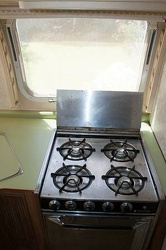 1977 Airstream Overlander Kitchen 4