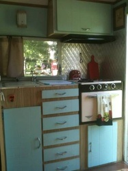1965 Shast Compact Kitchen