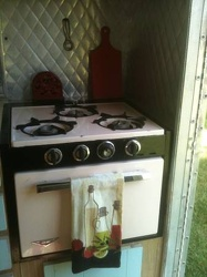1965 Shast Compact Stove