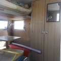 1964 Aristocrat Lil Loafer DInette and Bunk