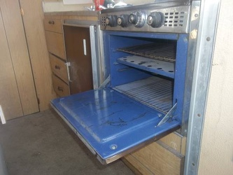 1964 Aristocrat Lil Loafer Oven