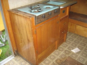 1963 Avalon Kitchen