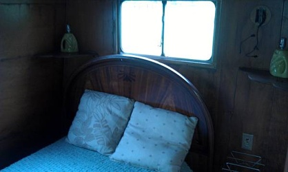 1951 Kozy Coach Bedroom