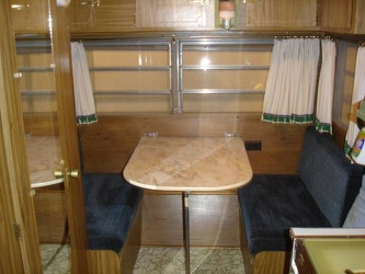 1971 Yellowstone Dinette