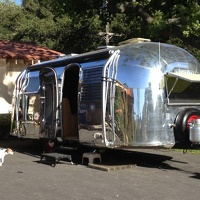 1963 Airstream Safari