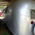1954 Airstream Land Yacht Rear 2
