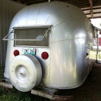 1954 Airstream Land Yacht