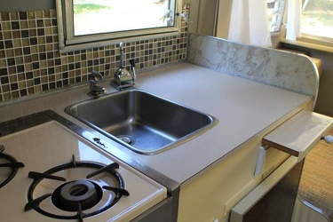 1967 Kit Companion Sink