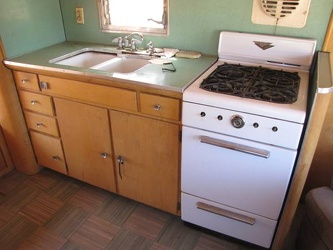 1955 Rod N Reel Kitchen