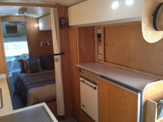 1966 Airstream Overlander Kitchen 2